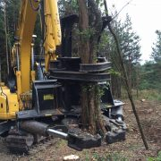 Tree clearance - Dymax shears
