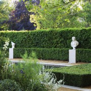 Box Instant Hedge at the RHS Chelsea Flower Show Paul Hervey-Brookes