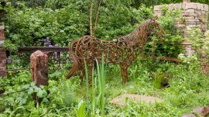 World Horse Welfare Artisan Garden