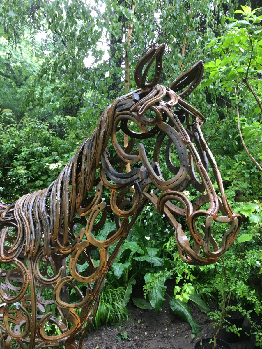 Chelsea 2017 World Horse Welfare Garden