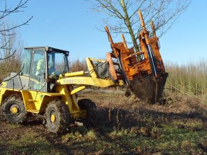 Tree Spade Optimal 1100