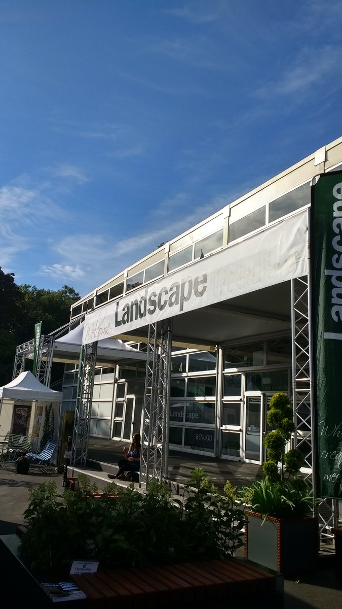The Landscape Show, trade show