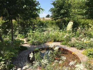Practical Instant Hedge at RHS Hampton Court - Hampton Gardens 2018