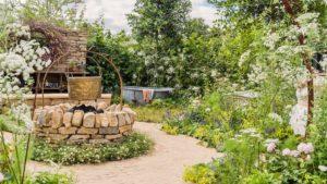 Naturecraft Garden RHS Hampton