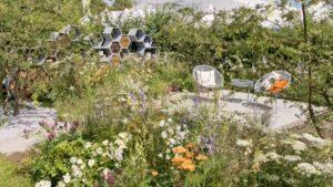 Urban Pollinators Garden RHS Hampton