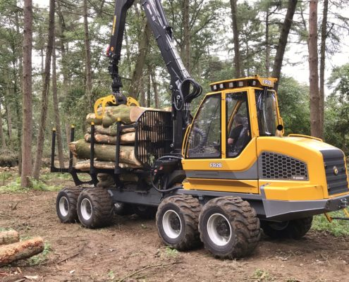 Forestry Forwarder